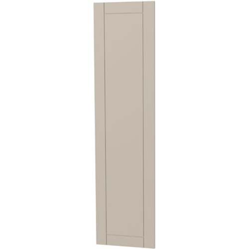 Porte colonne cadre Tiger 'Create your own style' taupe mat 40 cm