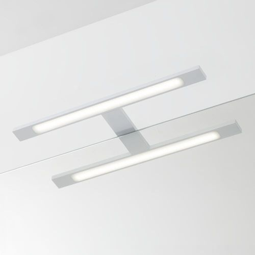 Tiger badkamerlamp Ancis LED 40 cm wit