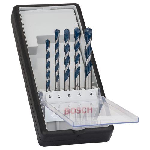 Bosch borenset CYL-5 – 5 stuks