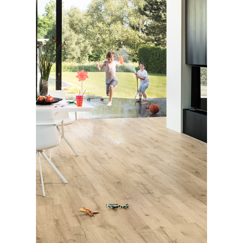 Quick-Step laminaat Aquanto eik beige 8mm 1,835m²