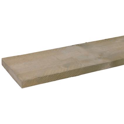 Baseline steigerhout vergrijsd