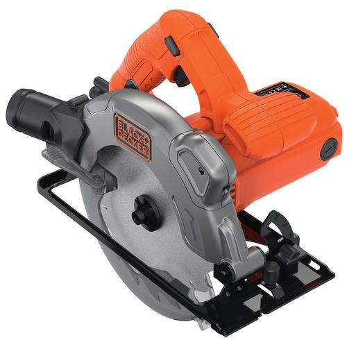 Black + Decker cirkelzaag 'CS1250L-QS' 1250W
