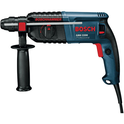 Marteau perforateur Bosch Professional 'GBH2-20D' 650W