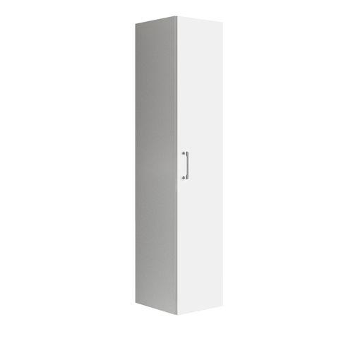 Allibert kolomkast Fast Pack 35cm 1 deur glanzend wit