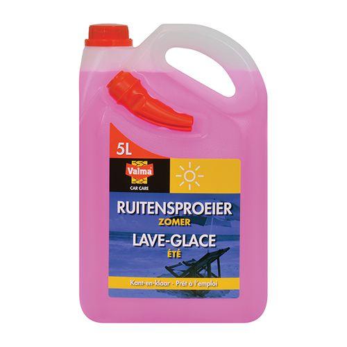 Valma ruitensproeiervloeistof A18 Zomer 5L
