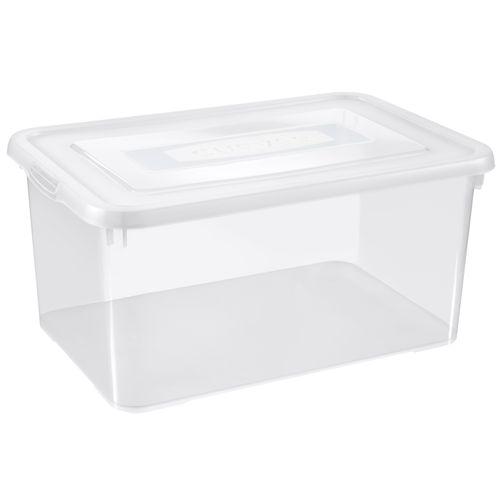 Allibert opbergbox Handy Box 50L transparant