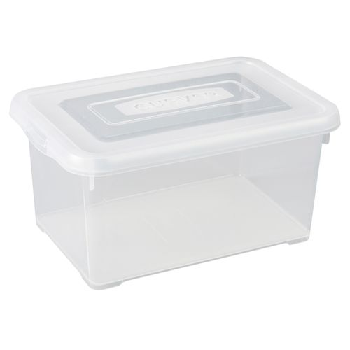 Allibert opbergbox Handy Box 6L transparant