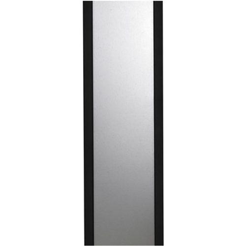 Support pour boîte aux lettres Allux '1001' acier thermopoudré noir gris