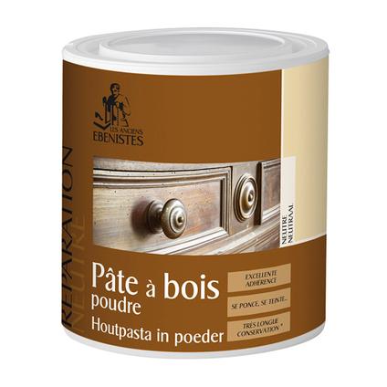Pâte à bois Les Anciens Ebénistes beige 500 ml
