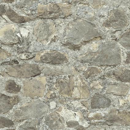 Muursticker RoomMates Peel & Stick Decor Weathered Stone