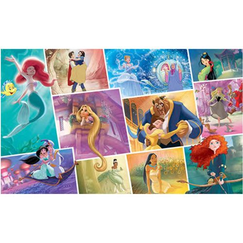 Muursticker RoomMates Disney Princess