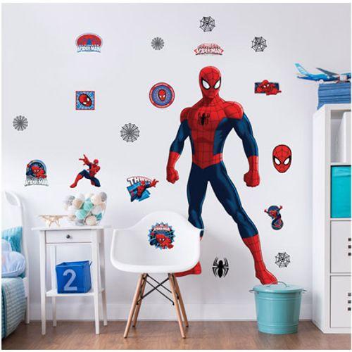Muursticker Spider-Man Walltastic 120cm
