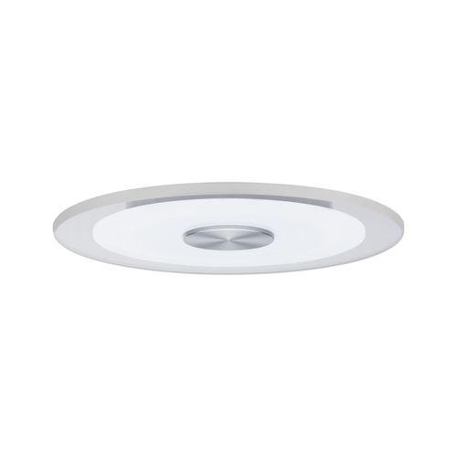 Paulmann inbouwspot LED Whirl aluminium 3x6W