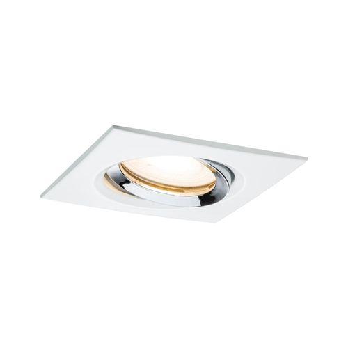 Paulmann inbouwspot LED Nova vierkant kantelbaar wit 7W