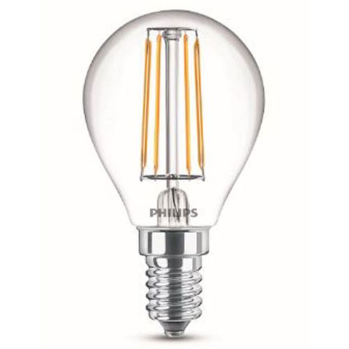Philips LED lamp P45 E14-40W 1 stuk