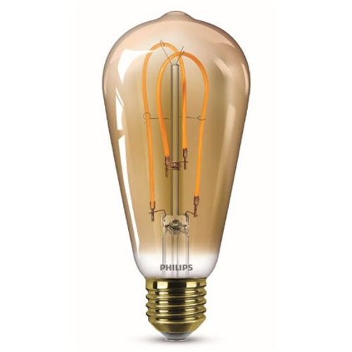 Ampoule LED Philips 'ST64' 5W