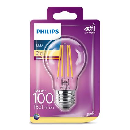 Ampoule LED Philips 'A67' 11W