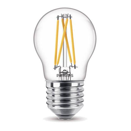Philips LED lamp P48 E27-40W 1 stuk
