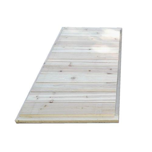 Exit plancher extension maisonnette 'Loft 150' bois naturel