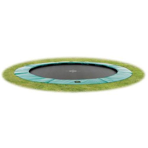 Exit inbouw trampoline Supreme ø305cm rond