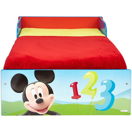 Peuterbed van Mickey Mouse 143x77x43 cm