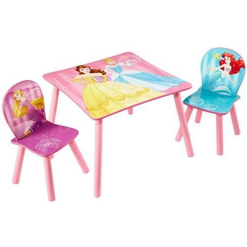 Tafel met twee stoeltjes van Princess
