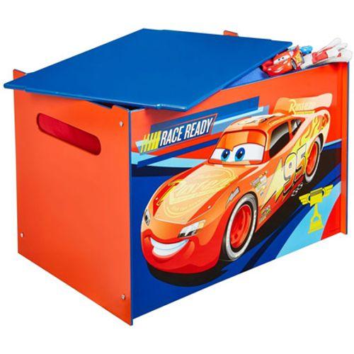 Speelgoedkist Cars 60x40x40 cm