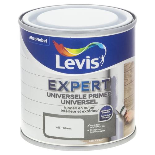 Levis primer 'Expert' wit 250 ml