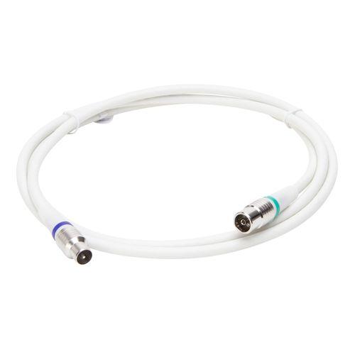 Kopp coax kabel recht-recht 4G 1,5m