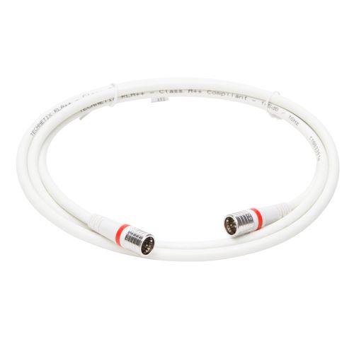 Kopp coax kabel F-F 4G 1,5m