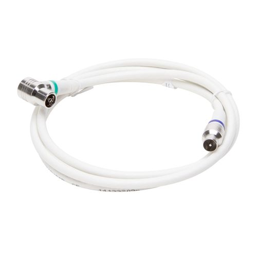 Kopp coax kabel recht-haaks 4G 1,5m