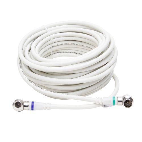 Kopp coax kabel haaks-haaks 4G 10m