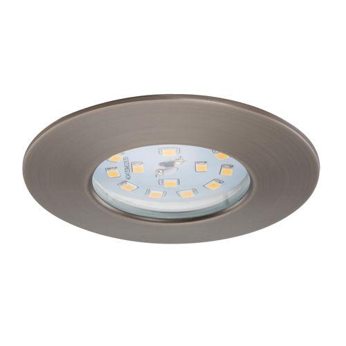 Spot LED encastrable Briloner Attach One industriel 3x5W