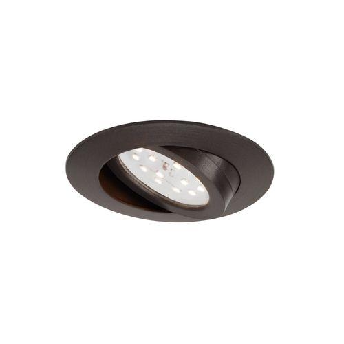Briloner inbouwspot LED Attach Dim industrial richtbaar 3x5,5W