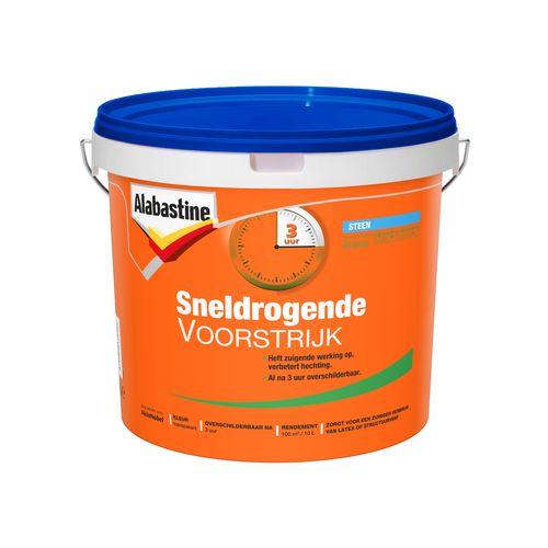 Alabastine voorstrijk sneldrogend transparant 2,5l