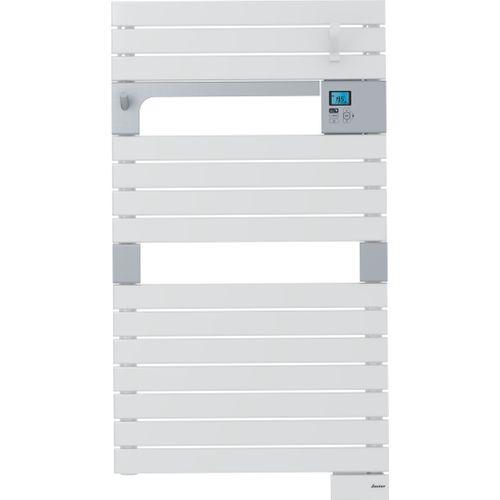 Radiateur sèche-serviettes électrique Sauter Asama blanc 500W