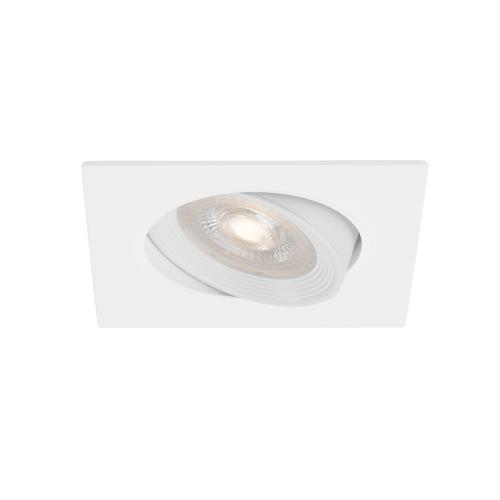 Briloner inbouwspot Fit Go wit vierkant kantelbaar 3x5W