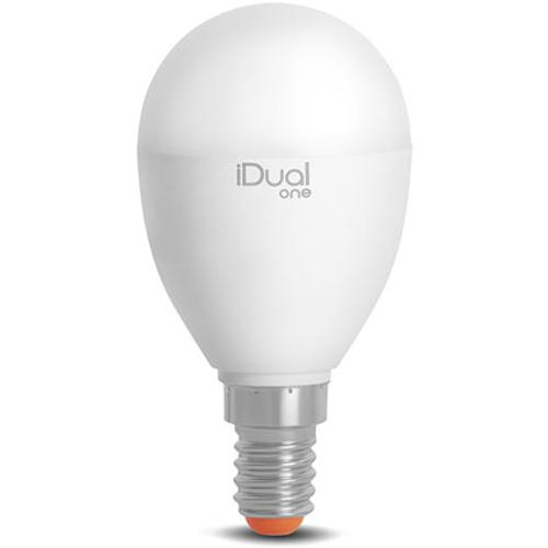 Ampoule LED Jedi 'iDual P45' avec télécommande 5,3W – 2 pcs
