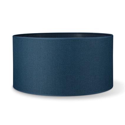Home Sweet Home lampenkap Canvas navy-blue 50cm