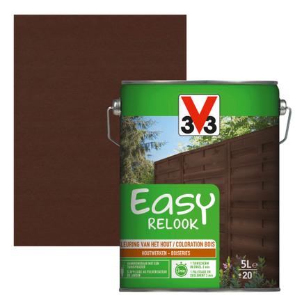 V33 beits Easy Relook okoumé zijdeglans 5L