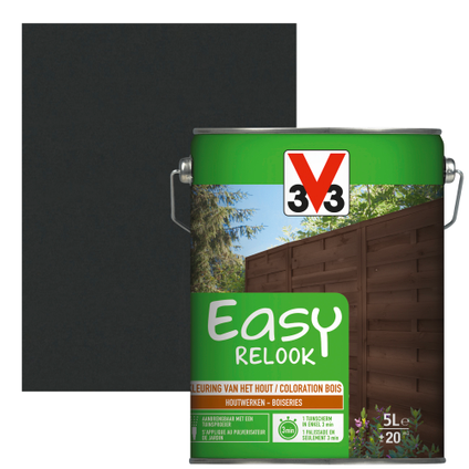 Lasure V33 Easy Relook ardoise satiné 5L