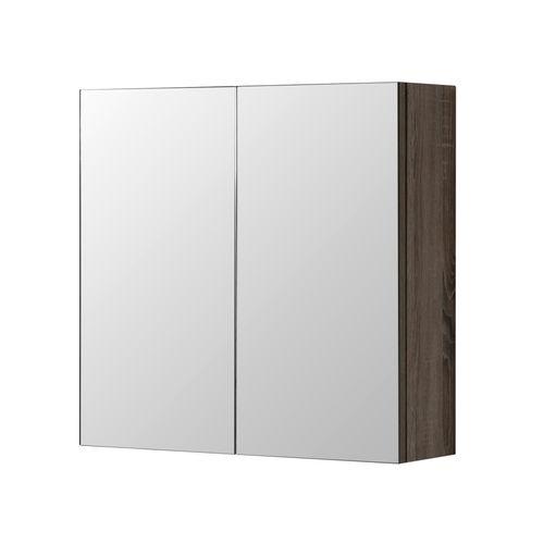 AquaVive spiegelkast Cecina/Savena 60cm donker eiken