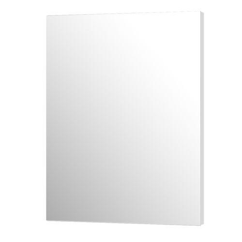 Aquazuro badkamerspiegel Napoli hoogglans wit 60cm