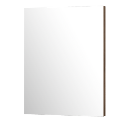 Miroir Aquazuro Napoli chêne brun 60cm
