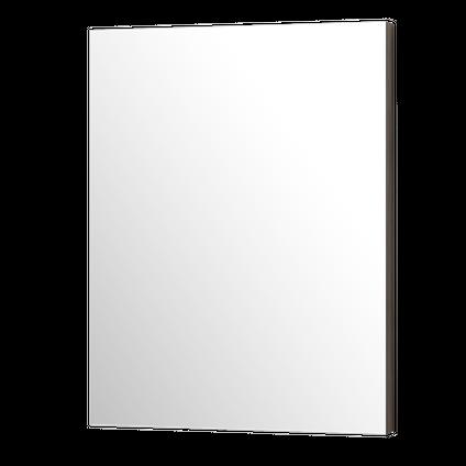 Miroir Aquazuro Napoli chêne gris 60cm
