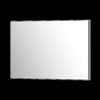 Miroir Aquazuro Napoli gris foncé mat 120cm