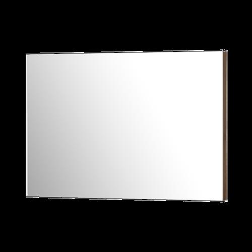 Miroir Aquazuro Napoli chêne brun 120cm