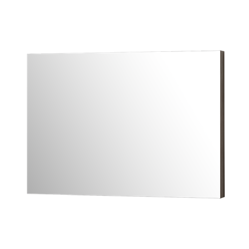 Miroir Aquazuro Napoli chêne gris 120cm