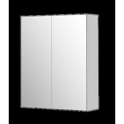 Armoire de toilette Aquazuro Napoli blanc brillant 60cm