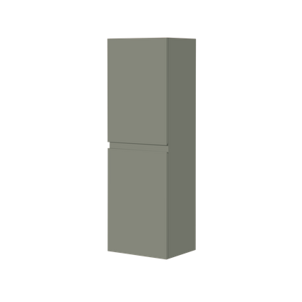 Colonne Aquazuro Napoli gris foncé mat 120cm